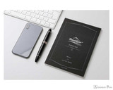 Tomoe River Notepad - A5, Blank - White - Scale