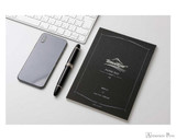 Tomoe River Notepad - A5, Blank - Cream - Scale