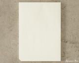 Midori MD Notepad - A4, Graph - Cream - Page