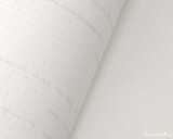 Tomoe River Notebook - A5, Dot Grid - White - No Bleed