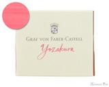 Graf von Faber-Castell Yozakura Ink Cartridges (6 Pack)