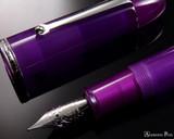 Penlux Masterpiece Grande Fountain Pen - Aurora Australis - Beauty