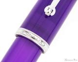 Penlux Masterpiece Grande Fountain Pen - Aurora Australis - Trimband