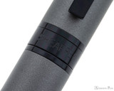 Sheaffer 300 Fountain Pen - Matte Gray with Black Trim - Trimband