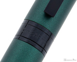 Sheaffer 300 Fountain Pen - Matte Green with Black Trim - Trimband