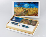 Visconti Van Gogh Rollerball - Wheatfield with Crows - Box