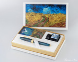 Visconti Van Gogh Fountain Pen - Wheatfield with Crows - Box