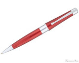 Cross Beverly Ballpoint - Translucent Red