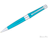 Cross Beverly Ballpoint - Translucent Teal