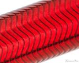 Sheaffer Intensity Ballpoint - Engraved Translucent Red - Pattern
