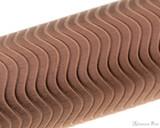 Sheaffer Intensity Ballpoint - Engraved Bronze with Black Trim - Pattern