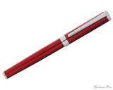 Sheaffer Intensity Fountain Pen - Engraved Translucent Red