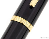 Waterman Carene Rollerball - Black Sea with Gold Trim - Trimband 2