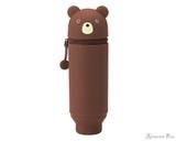 Punilabo Silicone Pen Case - Bear