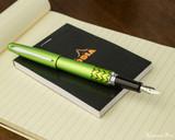 Pilot Metropolitan Fountain Pen - Retro Pop Green - Posted on Notebook