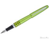 Pilot Metropolitan Fountain Pen - Retro Pop Green - Posted