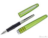 Pilot Metropolitan Fountain Pen - Retro Pop Green - Parted Out