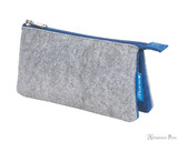ProFolio Midtown Small Pouch - Gray and Blue