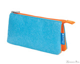 ProFolio Midtown Small Pouch - Ocean and Orange