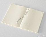 Midori MD 10th Anniversary Notebook - A5, Line with Margin - Open Side