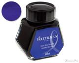 Waterman Serenity Blue Ink (50ml Bottle)