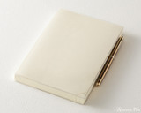 Midori MD Notebook Codex Cover - A5 - Clear