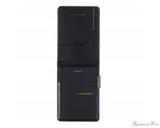 Maruman Mnemosyne HN179UA-05 Notepad and Holder - A7, Blank - Open
