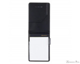Maruman Mnemosyne HN179UA-05 Notepad and Holder - A7, Blank  - Open Page