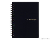 Maruman Mnemosyne N197A Notebook - A6, Lined