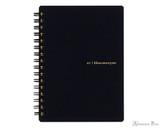 Maruman Mnemosyne N197A Notebook - A6, Lined