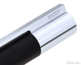 Lamy Scala Ballpoint - Black - Imprint