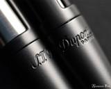 S.T. Dupont Defi Vintage Ballpoint - Grey with Matte Black - Beauty 4