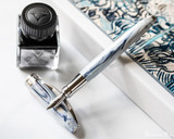 Visconti Van Gogh Fountain Pen - Old Vineyard with Peasant Woman - Beauty 2