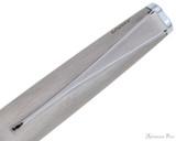 Lamy Studio Ballpoint - Stainless Steel - Clip