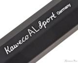 Kaweco AL Sport Ballpoint - Black - Imprint
