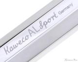 Kaweco AL Sport Ballpoint Pen - Raw Polished - Imprint