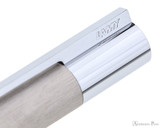 Lamy Scala Mechanical Pencil - .7mm, Brushed Stainless Steel - Imprint