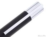 Lamy Scala Fountain Pen - Black - Clip