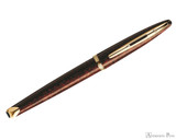 Waterman Carene Rollerball - Amber with Gold Trim