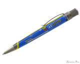 Retro 51 Popper Rollerball - Gymkhana Bumper Blue - Profile