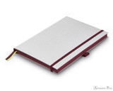 Lamy Hardcover Notebook - A5, Black Purple