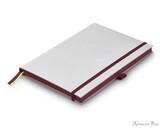 Lamy Hardcover Notebook - A5, Black Purple