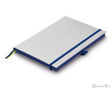 Lamy Hardcover Notebook - A5, Ocean Blue