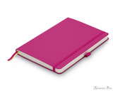 Lamy Softcover Notebook - A5, Pink