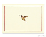 Peter Pauper Press Notecards - 5 x 3.5, Hummingbird Flight