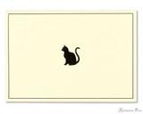 Peter Pauper Press Notecards - 5 x 3.5, Black Cat