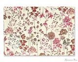 Peter Pauper Press Notecards - 5 x 3.5, Wildflower Meadow