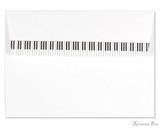 Peter Pauper Press Notecards - 5 x 3.5, Music Note