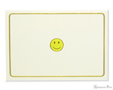 Peter Pauper Press Notecards - 5 x 3.5, Smiley Face