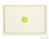 Peter Pauper Press Notecards - 5 x 3.5, Smiley Face
